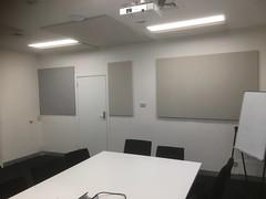 Noisy Boardroom Treatment