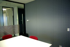 Serenity Acoustic Wall Panels In Office