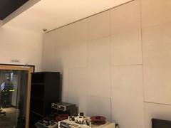 Serenity Fabric Acoustic studio
