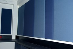 Reduced Noise Serenity Wall Panels ABC Studio