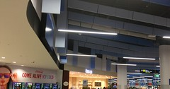 Reduce noise in Airport Foodcourt sontext