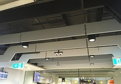 Reduce Noise in Airport Departure Sontext