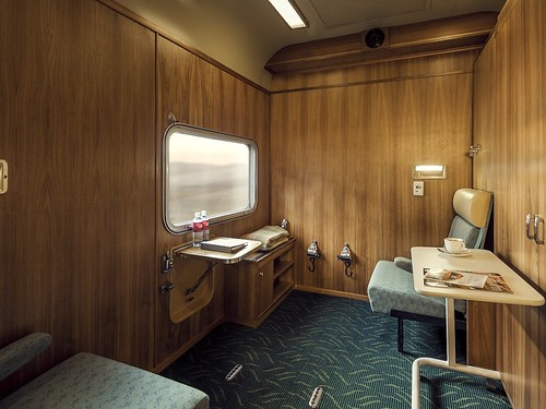 Ghan and Indian Pacific Gold Access Suite