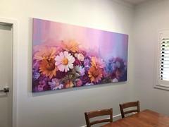 Serenity Acoustic Art Panel in Meeting room