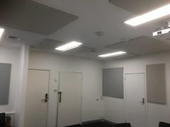 Serenitylite Wall Panels meeting room