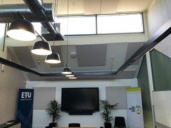 Improve Sound in Meeting room Sontext