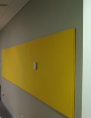 Serenity Acoustic Wall Panels - Yellow