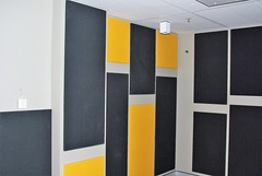 Acoustic and Diffuser Serenity Panels