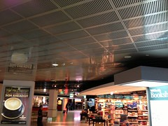 Reduce noise in Airport Murano Acoustic Ceilings