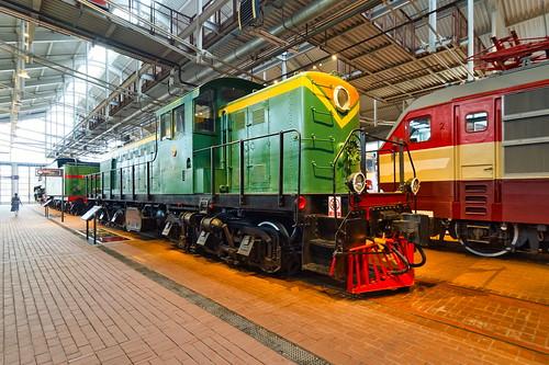 Russian Railway Museum 20 ©  Alexxx Malev