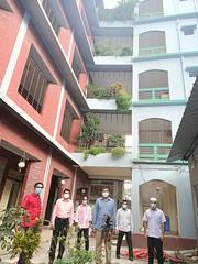 """2.মুজিব বর্ষে বিদ্যালয়ে বনায়ন ও ছাদবাগান • <a style=""""font-size:0.8em;"""" href=""""http://www.flickr.com/photos/129894163@N05/50253961506/"""" target=""""_blank"""">View on Flickr</a>"""