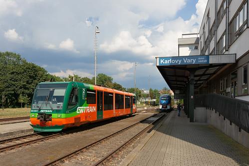 Den 4 - Karlovy Vary dolní nádraží