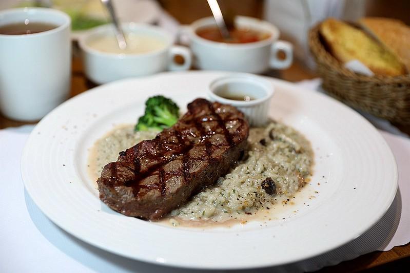 永和頂溪美食阿里小廚美式牛排餐廳樂華夜市超人氣牛排餐廳030