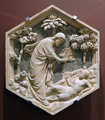 Andrea Pisano, Creation of Adam