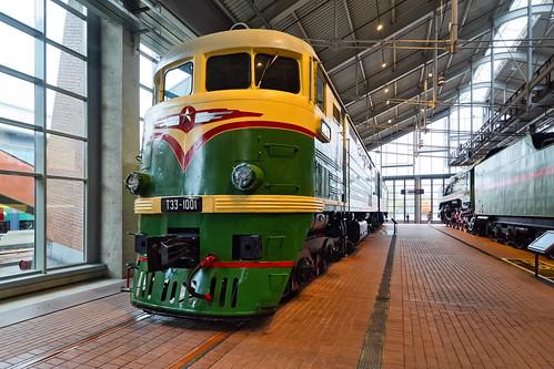 Russian Railway Museum 21 ©  Alexxx Malev