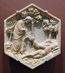 Andrea Pisano, Creation of Eve