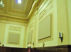 Serenity Panels in Town Hall