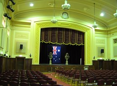 Acoustic Panel Town Hall