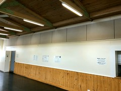 SerenityLite Acoustic Wall Panels Park Hall