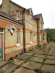Photo of British Railways Wragby Station - closed 1959