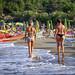 Italia - Puglia - Vieste - Spiaggia Molinella.
