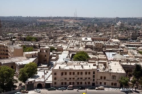 Aleppo Souk al-Atarin