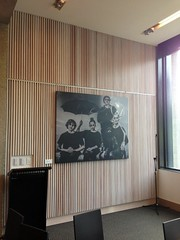 Acoustic Timber Wall panels Murano in Meeting room