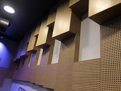Custom Made Acoustic Timber Panels Sontext