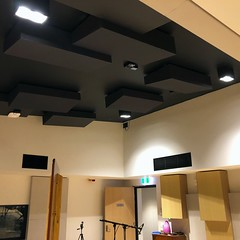 Music Room Serenity Acoustic Ceiling Panels
