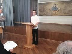 24 августа 2020, В духовной школе завершились вступительные испытания