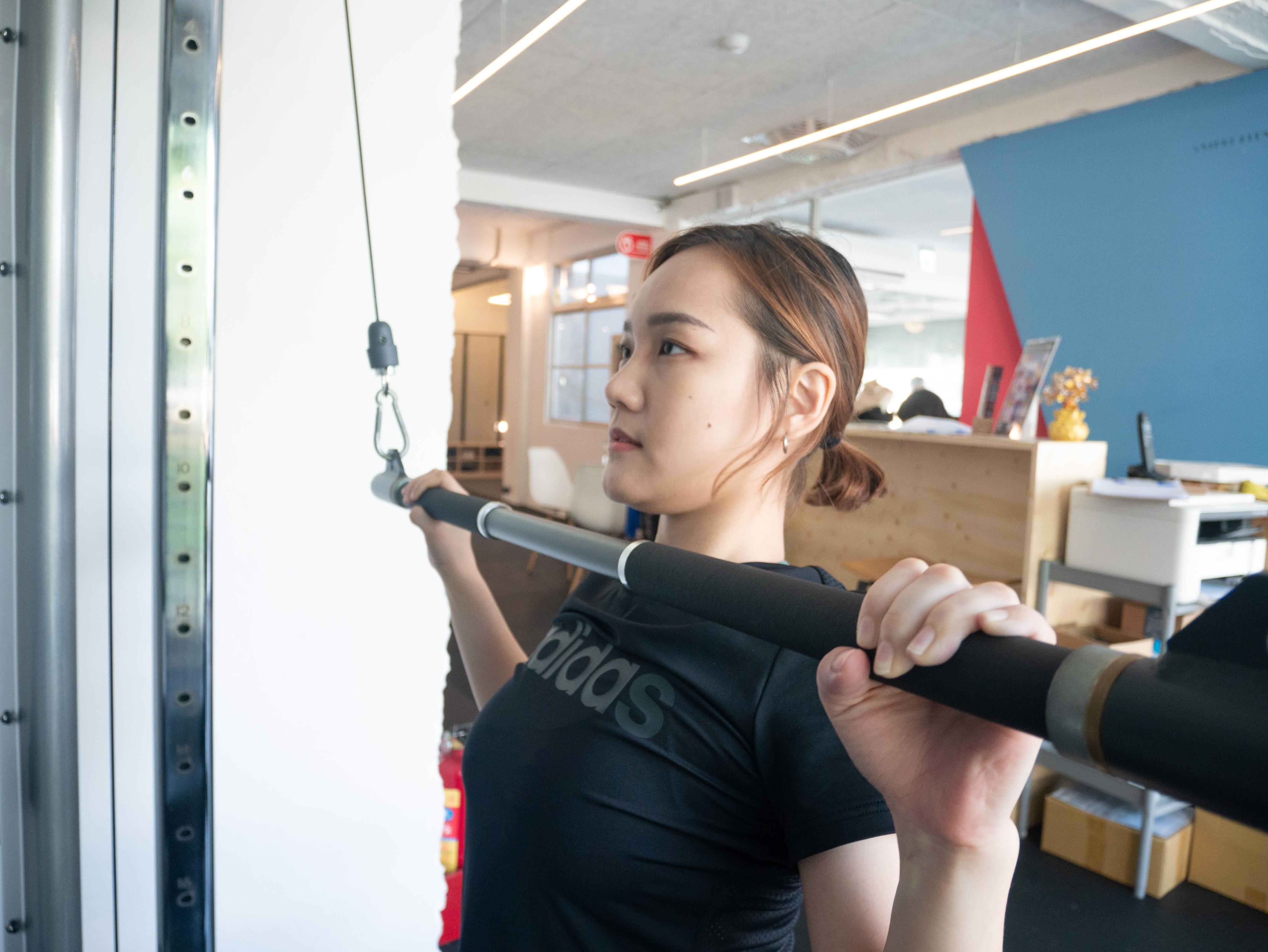 大安區健身房推薦|妮飛健身空間Nifei Fitness|私人教練課程量身打造專屬運動計畫