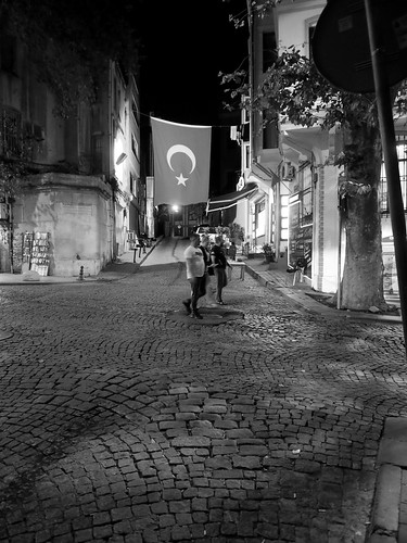 The back streets of Sultanahmet, Istanbul, Turkey