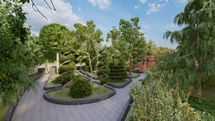 Educational Garden in Tehran by Anahita Farid 4
