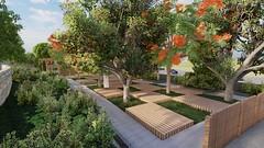 Educational Garden in Tehran by Anahita Farid 2