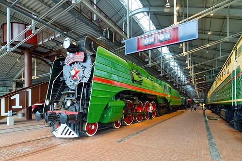 Russian Railway Museum 22 ©  Alexxx Malev