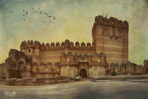 Castillo de Coca (Spain)