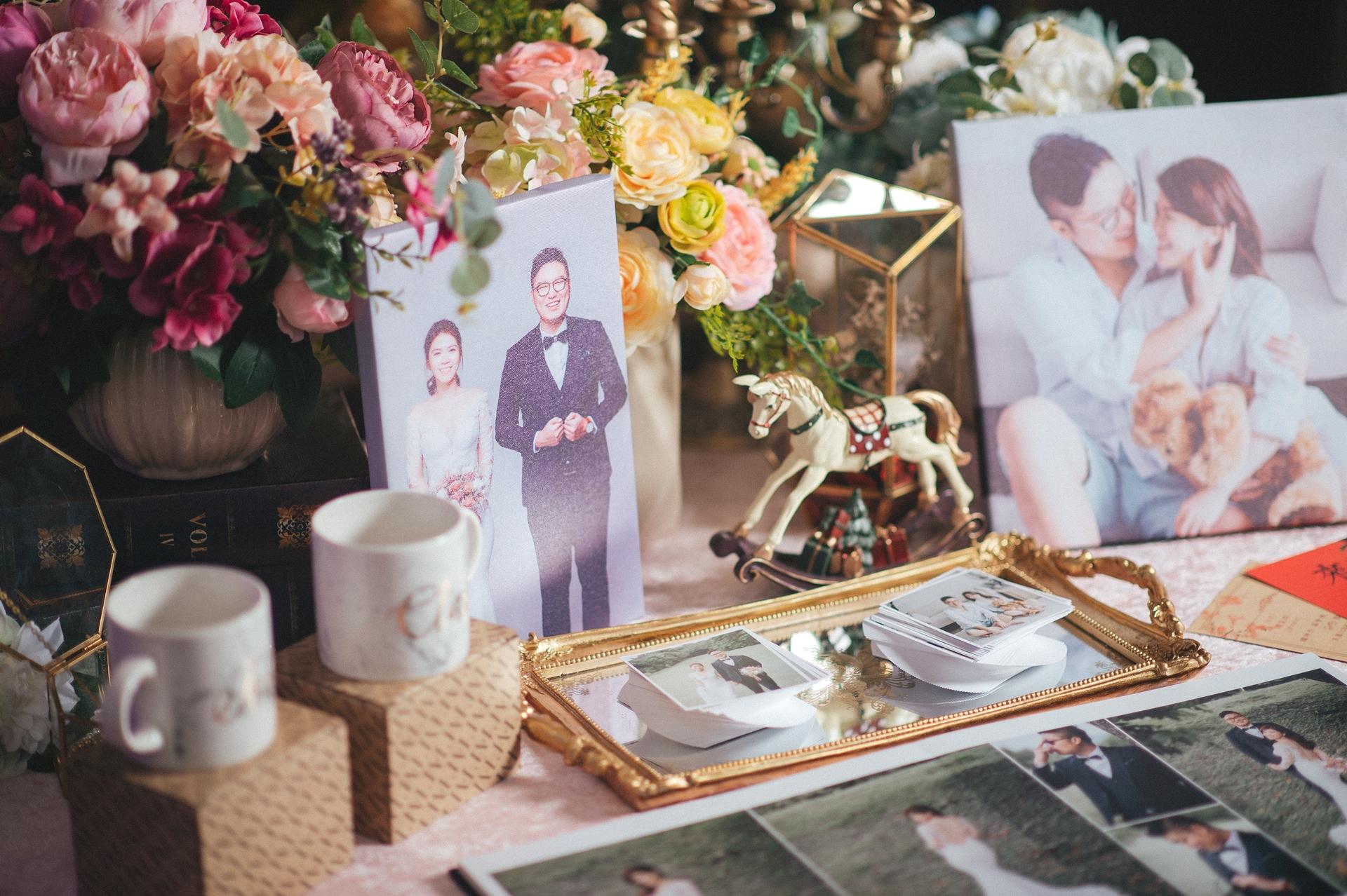 婚攝 John & Claire 新板彭園