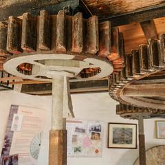 Holgate Windmill interior, July 2020 - 05