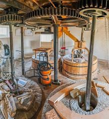 Holgate Windmill interior, July 2020 - 07