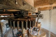 Holgate Windmill interior, July 2020 - 08