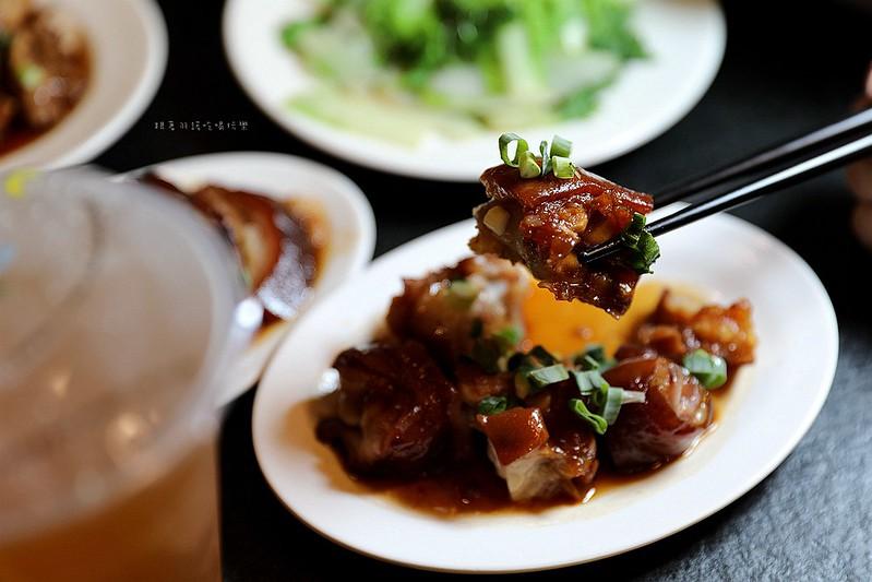 西門麵店極脆涼麵銷魂豬腳飯蛋包滷肉飯台北西門町美食067