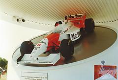 Photo of McLaren Mercedes-Benz MP4/11, 1996 British Grand Prix, Silverstone, 13th July