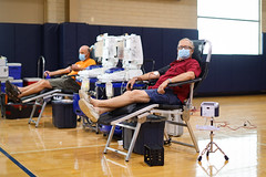 August Blood & Food Drive