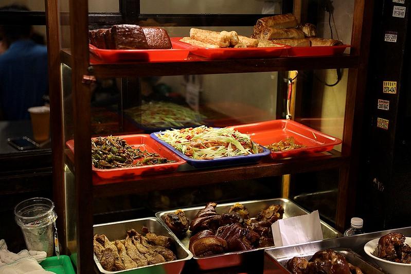 西門麵店極脆涼麵銷魂豬腳飯蛋包滷肉飯台北西門町美食155