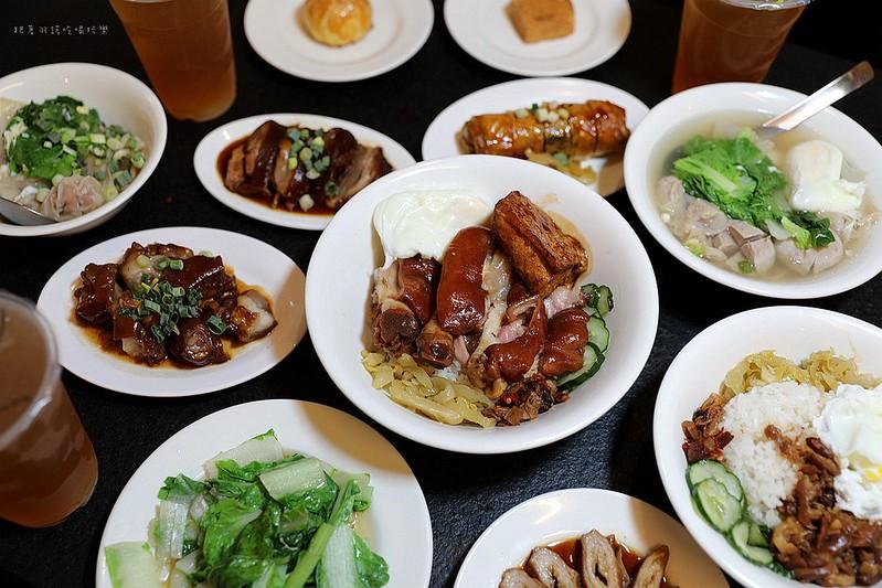 西門麵店極脆涼麵銷魂豬腳飯蛋包滷肉飯台北西門町美食036