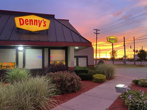 For Some Reason A Nice Photo Of Denny's