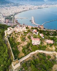 Alanya-Castle-Turkey-mavic-0131