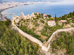 Alanya-Castle-Turkey-mavic-0128