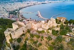 Alanya-Castle-Turkey-mavic-0133