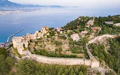 Alanya-Castle-Turkey-mavic-0127